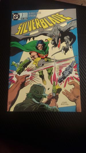 DC SILVERBLADE #3 for Sale in Monrovia, CA