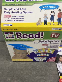 My Baby Can Read Set for Sale in Long Beach,  CA