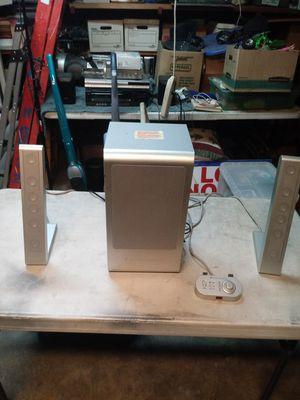Altec Lansing speaker system for Sale in Carson, CA
