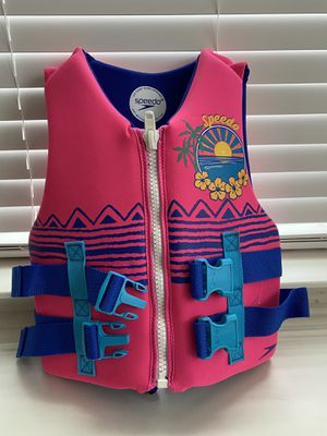 Speedo swim vest for Sale in Keller, TX