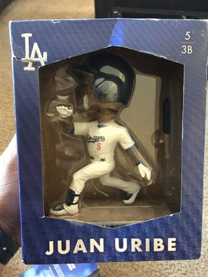 Dodger bobble heads for Sale in Orcutt, CA