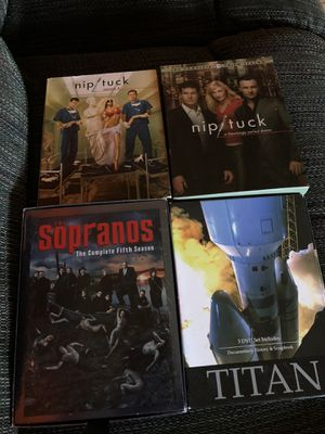 DVD the sopranos first season for Sale in Merritt Island, FL