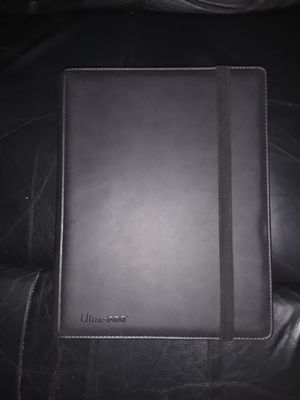 Ultra pro card binder for Sale in Brentwood, TN