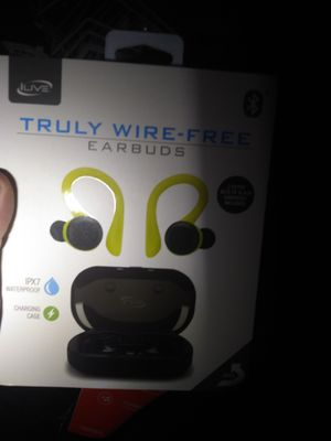 Brand New! Never Opened Truly Wire-Free Earbuds!!!! for Sale in Portland, OR
