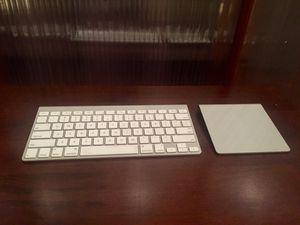 APPLE (Mac) Wireless Bluetooth MAGIC Keyboard & Trackpad COMBO for Sale in Pittsburgh, PA