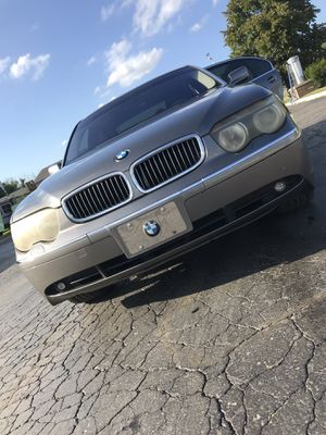 BMW 745 Li 2002 for Sale in Flushing, MI