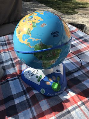 World globes learning toys for Sale in Fontana, CA
