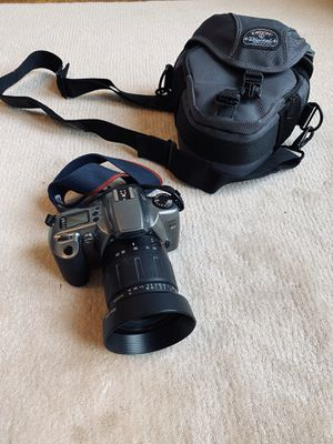 Canon EOS Rebel GII w/ Tamron 28-80 f3.5/5.6 35mm Film SLR for Sale in Seattle, WA