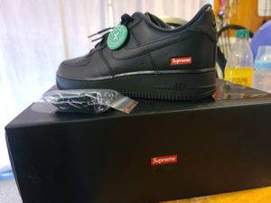Air Force 1 x Supreme for Sale in Spring Hill, TN