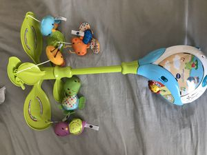 Vetch critters crib mobile for Sale in Virginia Beach, VA