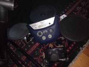 Roland TD - 6V Drums Set for Sale in San Bernardino, CA