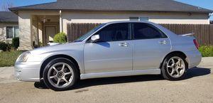 2004 Subaru Impreza WRX 2.0l Turbocharged for Sale in Fresno, CA
