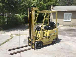 Mitsubishi forklift. 3000 lbs. ready to work for Sale in Sanford, FL