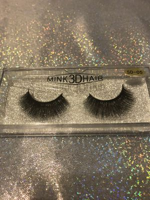 Soft & Beautiful 3D Mink Eyelashes for Sale in Odenton, MD