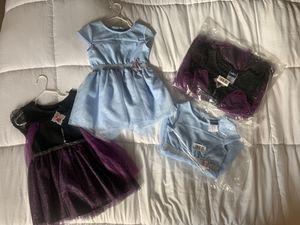 2T Frozen Princess Dresses / 2 Sets for Sale in Oakdale, PA