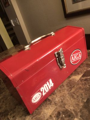 Red Tool box for Sale in Gilbert, AZ