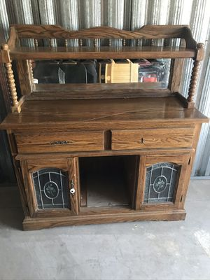 Antique buffet for Sale in Yuba City, CA