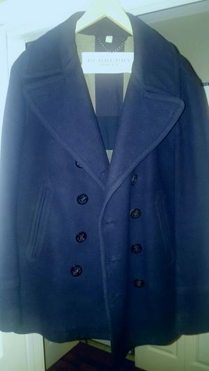 BURBERRY' Gents PEACOAT for Sale in Seattle, WA