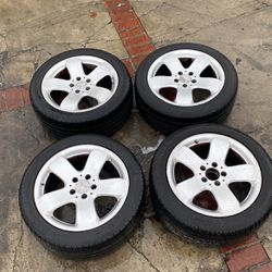 Mercedes Stock Aluminum Wheels for Sale in Los Angeles,  CA