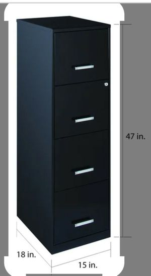 Brand new vertical file cabinet 4 drawer for Sale in Austin, TX