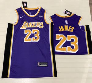 Lebron James Lakers Jerseys Size: XL and 2xl for Sale in Ontario, CA