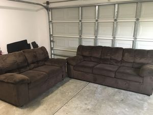 Couch and Love Seat for Sale in Sanger, CA