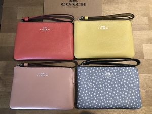 NWT AUTHENTIC COACH WRISTLETS. EACH. BUY 3 or MORE $25 a piece. Firm for Sale in Beaverton, OR