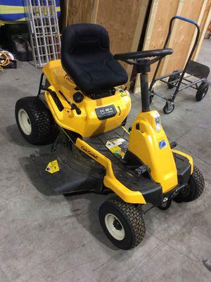 Cub cadet cc 30 H riding lawn mower for Sale in Phoenix, AZ