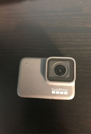 GoPro hero 7 silver, price somewhat negotiable and for trade. for Sale in Franklinville, NJ