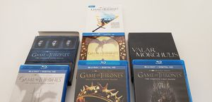 GoT Complete Season 1-7 Bluray Disc for Sale in Duluth, GA
