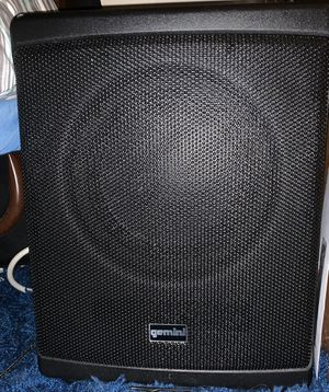 Gemini PA System for Sale in Lubbock, TX