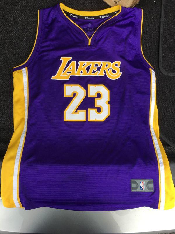 LeBron James Lakers Jersey SIZE Kids XL