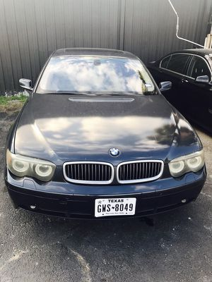 2006 BMW BIG DISCOUNT 9,600$ ONLY lOW DOWN for Sale in Houston, TX