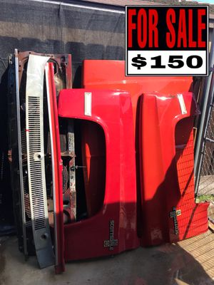 Chevy c10 front clip for Sale in Fresno, CA