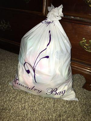 Bag full of baby girl socks for Sale in Phoenix, AZ
