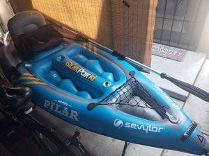 Inflatable Top Ride Kayak for Sale in Lincoln Acres, CA