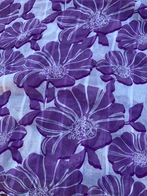 Purple Flower Scarf for Sale in Los Angeles, CA