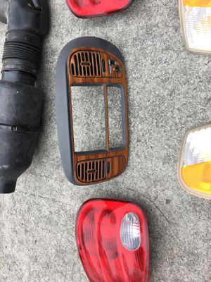 F-150 97-2003 factory tail lights and corner lights. Radio/vent covers. Blower housing and filter. Took Off to put aftermarket kits on. for Sale in Alpharetta, GA