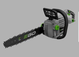 EGO Power+ CS1600 16-Inch 56V Lithium-ion Cordless Chainsaw – Battery and Charger Not Included for Sale in Annandale, VA