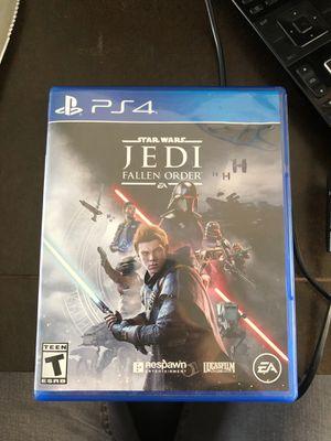 Star Ward Jedi Fallen Order for Sale in Norwalk, CA