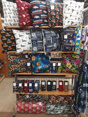 NFL throw pillows and more for Sale in Snellville, GA