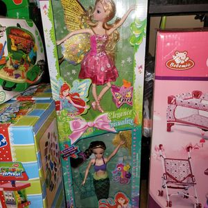 Cynteria Dolls ( Toys) Juguetes for Sale in Riverside, CA