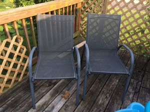Patio chairs for Sale in Peoria, IL
