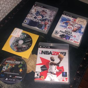 PS3 And PSP Video Games for Sale in Philadelphia, PA