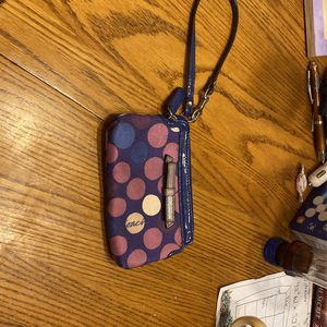 Coach Change Purse- Card Carrier for Sale in Chicago Heights, IL