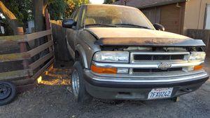 1999 chevy blazer/jimmy for Sale in Modesto, CA