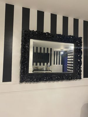 Wall mounted accent mirror for Sale in Queens, NY