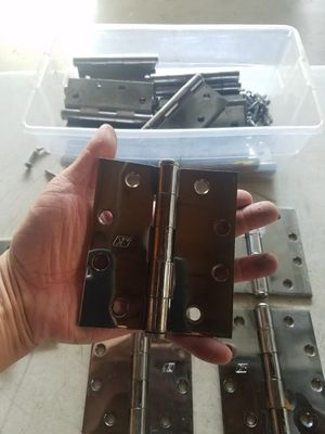 Door hinges- 30 pieces for Sale in Anaheim, CA