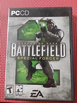 Battlefield Special Forces expansion Pack PC CD-ROM for Sale in Lehigh Acres,  FL