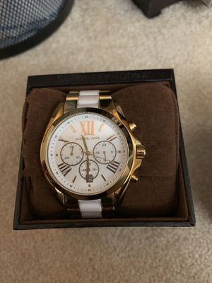 Michael Kors gold watch for Sale in Alexandria, VA